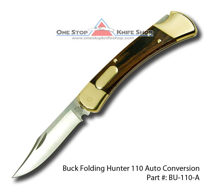 Buck 110 Auto Conversion