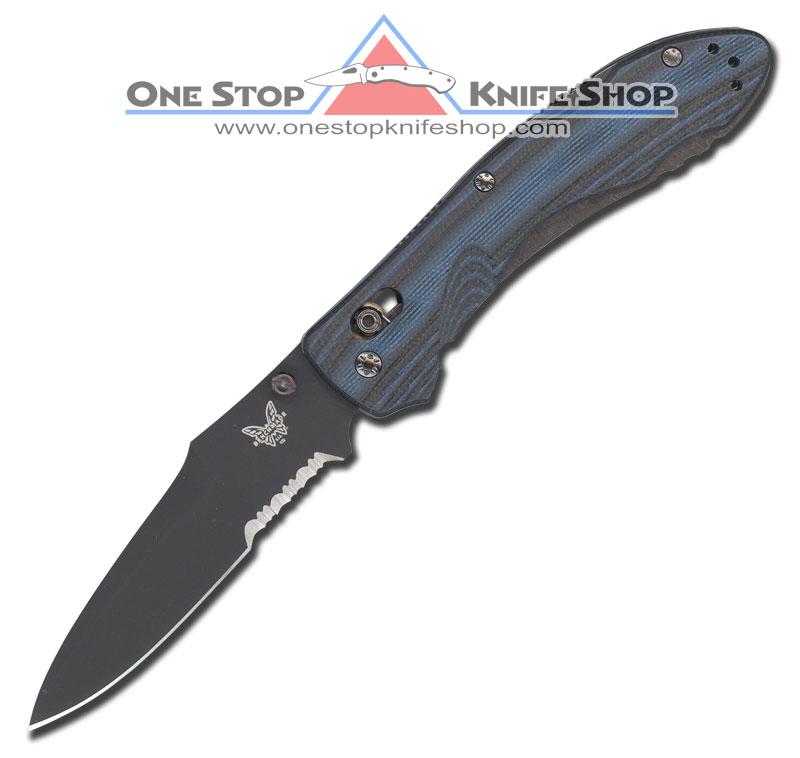 Discontinued Benchmade Kulgera 930sbk Black Blade