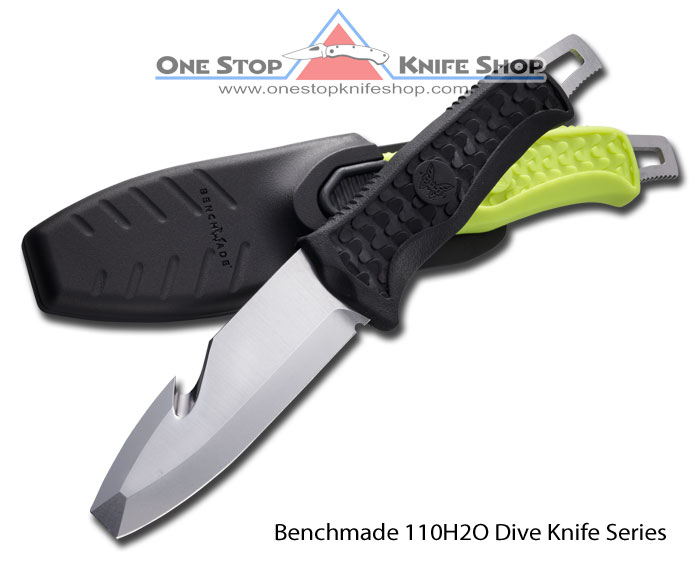 DISCONTINUED Benchmade H2O Dive Knife
