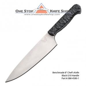 DISCONTINUED Benchmade 4580 1 Prestiedges 8 In Chef Knife