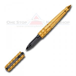 Benchmade 1100-9 Pen - Gold with Blue Ink