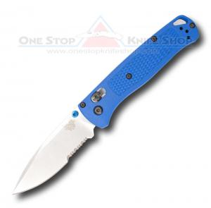 Benchmade 535S Bugout - Partially Serrated