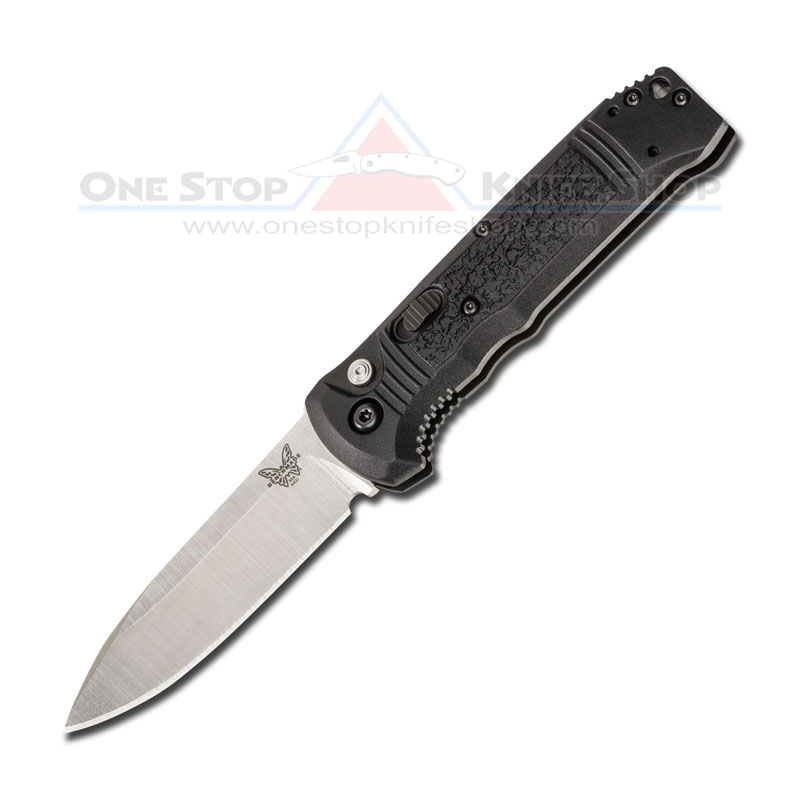 Benchmade 4400 Casbah Automatic Silver Blade