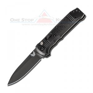 Benchmade 4400BK Casbah - Black Blade