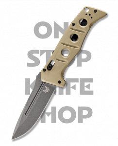 Benchmade 2750GY-3 Sibert Adamas Auto - Grey