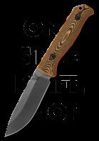 Benchmade 15002-1 Saddle Mountain Skinner - Richlite Handle