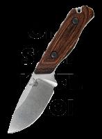 Benchmade 15017 Hidden Canyon Hunter - Wood Handle