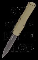Benchmade 3400BK-1 Autocrat - OD Green Handle