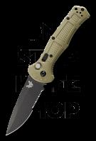 Benchmade 9070SBK-1 Claymore - Green