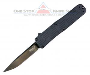 Boker Plus 06EX263 Out The Front Auto - Blackout