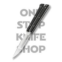 Boker Plus 06EX227 Balisong Tactical - D2 Blade, G10 Handle, Small