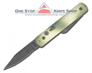 Colonial Knife Company M727 with pocket clip