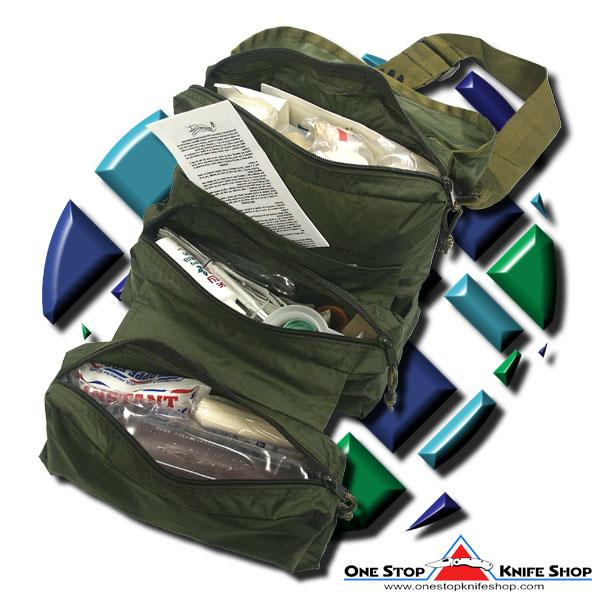Ef Fa108 Elite Force Military M 3 Medic Bag First Aid Kit