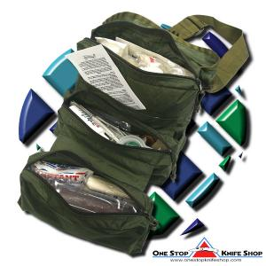 Ef Fa108 Elite Force Military M 3 Medic Bag First Aid Kit