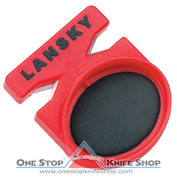 Lan Lcstc Lansky Quick Fix Deluxe Mini Sharpener