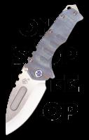 Medford Praetorian T - Flamed Handle & Hardware