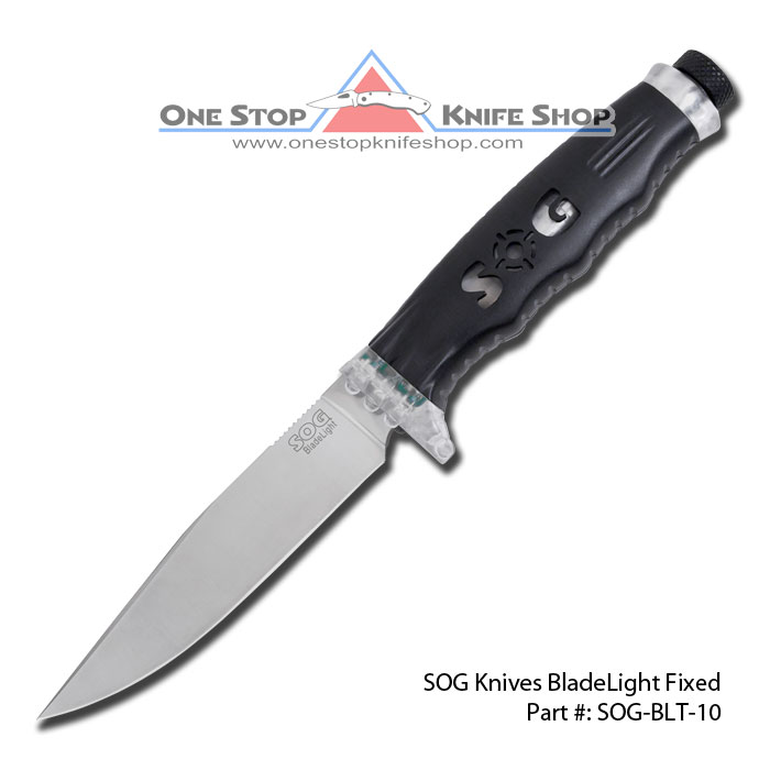 SOG Bladelight Fixed Blade Knife at Sears.com