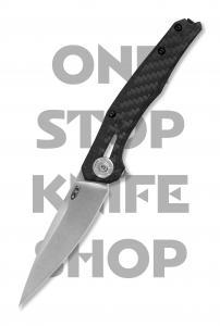 Zero Tolerance 0707 ZT Original - 20CV Blade / Carbon Fiber and Titanium Handle